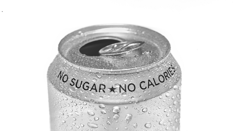 Sugar-free drinks may increase the risk of diabetes!