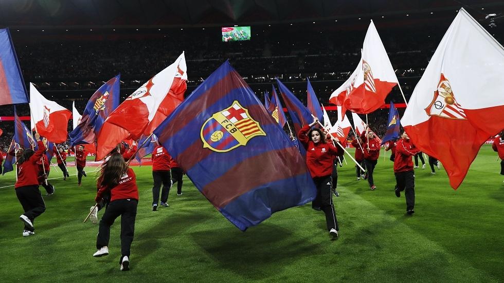 قرعة كأس إسبانيا.. برشلونة يواجه قاهر أتلتيكو مدريد