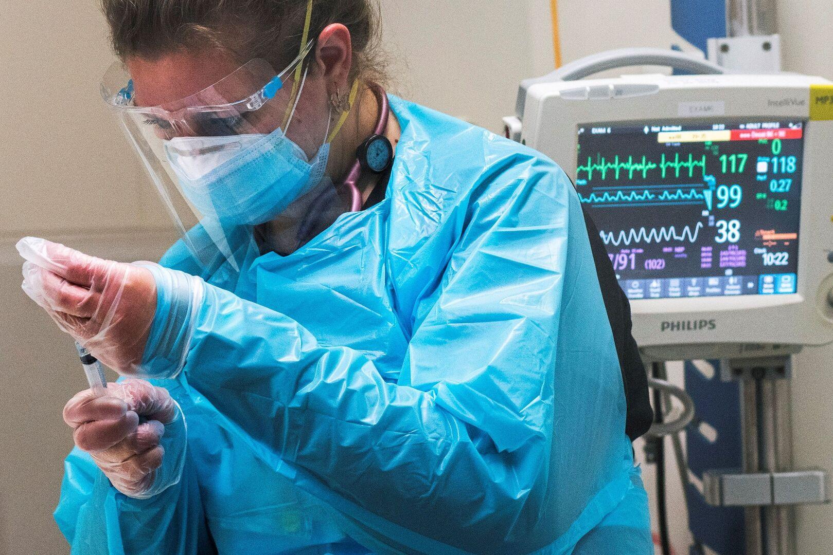 مسؤولون صحيون أمريكيون ينفون رصد نوع جديد من فيروس كورونا أكثر خطورة