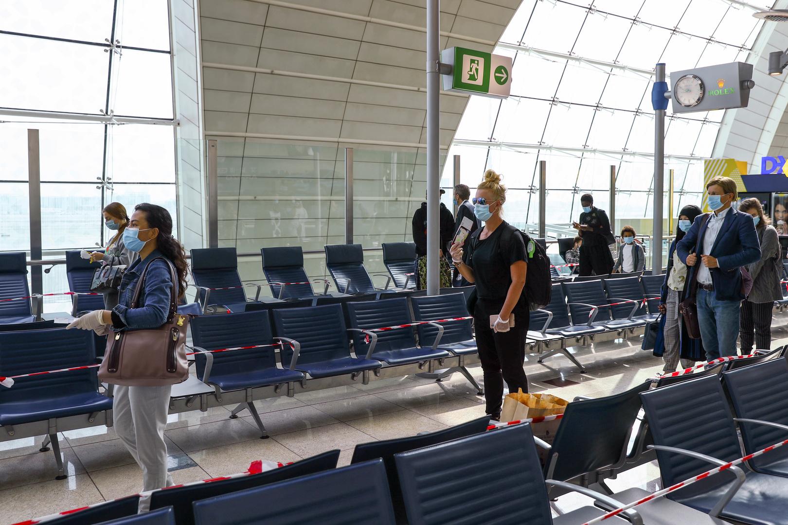 18 مليون مسافر عبر منافذ دبي في 2020