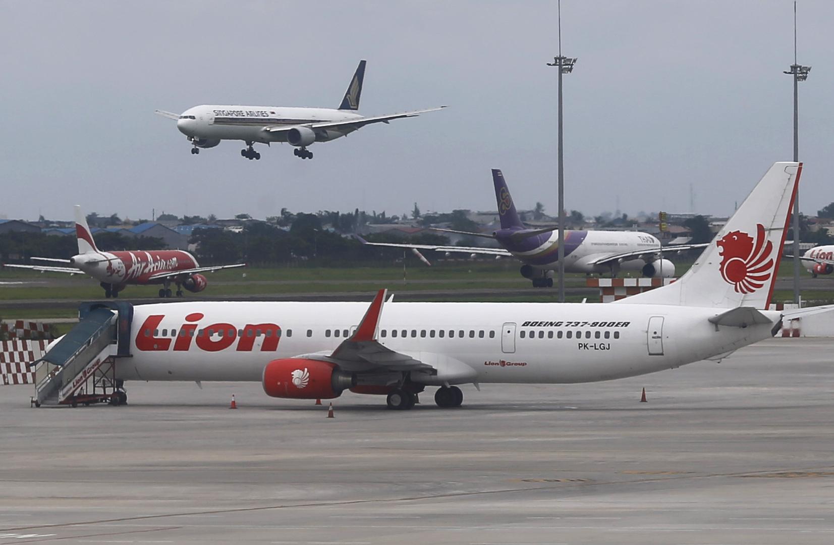 إندونيسيا تؤكد تحطم طائرة الركاب التابعة لشركة