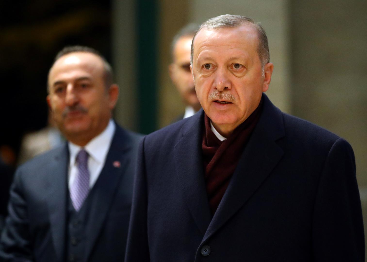أردوغان: الأولوية  للاتحاد الأوروبي ضمن أجندة تركيا التي ترى مستقبلها فيه