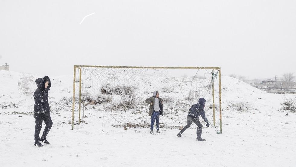 بسبب العاصفة الثلجية..أوساسونا يحسم الجدل حول قيام مباراته أمام ريال مدريد الليلة