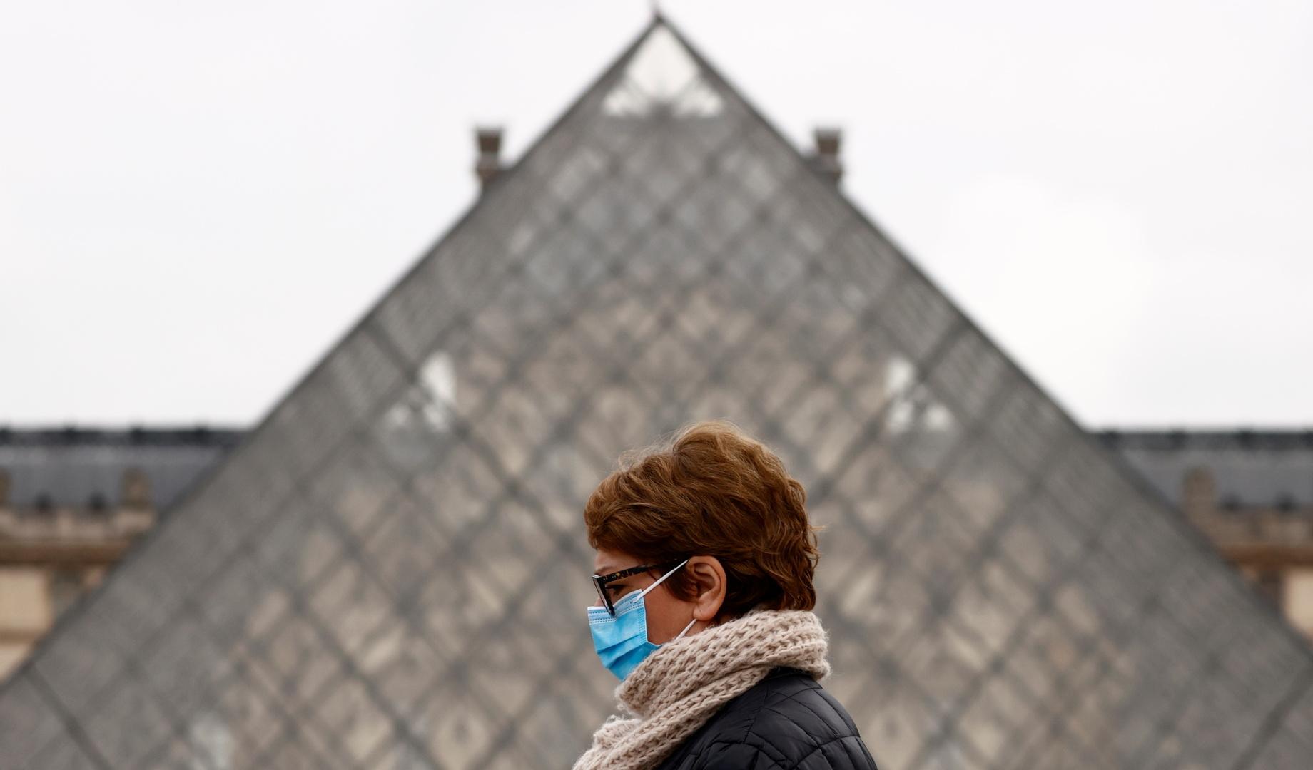 فرنسا تسجل 171 وفاة و20 ألف إصابة بـ