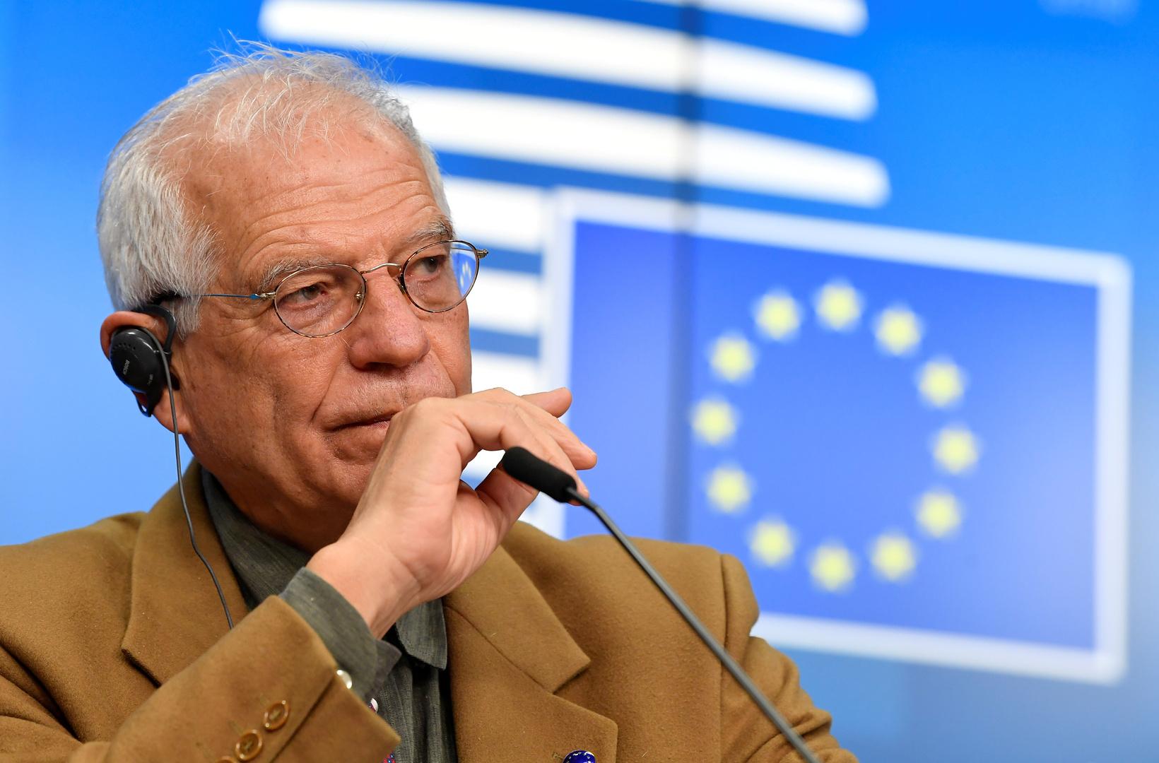 الاتحاد الأوروبي: مستعدون لمواصلة العمل من أجل الحوار مع تركيا