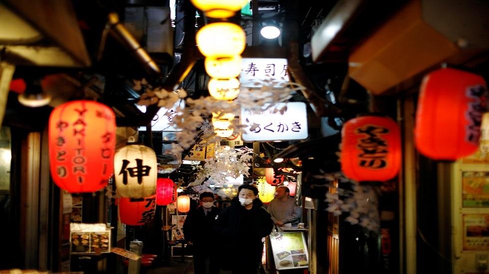 طوكيو تسجل 1494 إصابة جديدة بكورونا