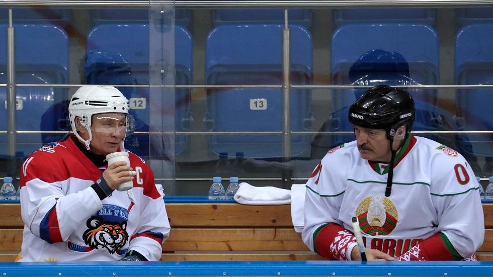 لوكاشينكو: الرئيس بوتين ليس صديقي فحسب وإنما صديق للشعب البيلاروسي أيضا