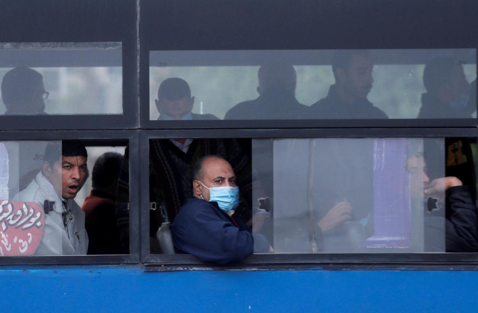 الداخلية المصرية تضبط أكثر من 17 ألف مواطن  لعدم ارتدائهم الكمامات خلال 24 ساعة