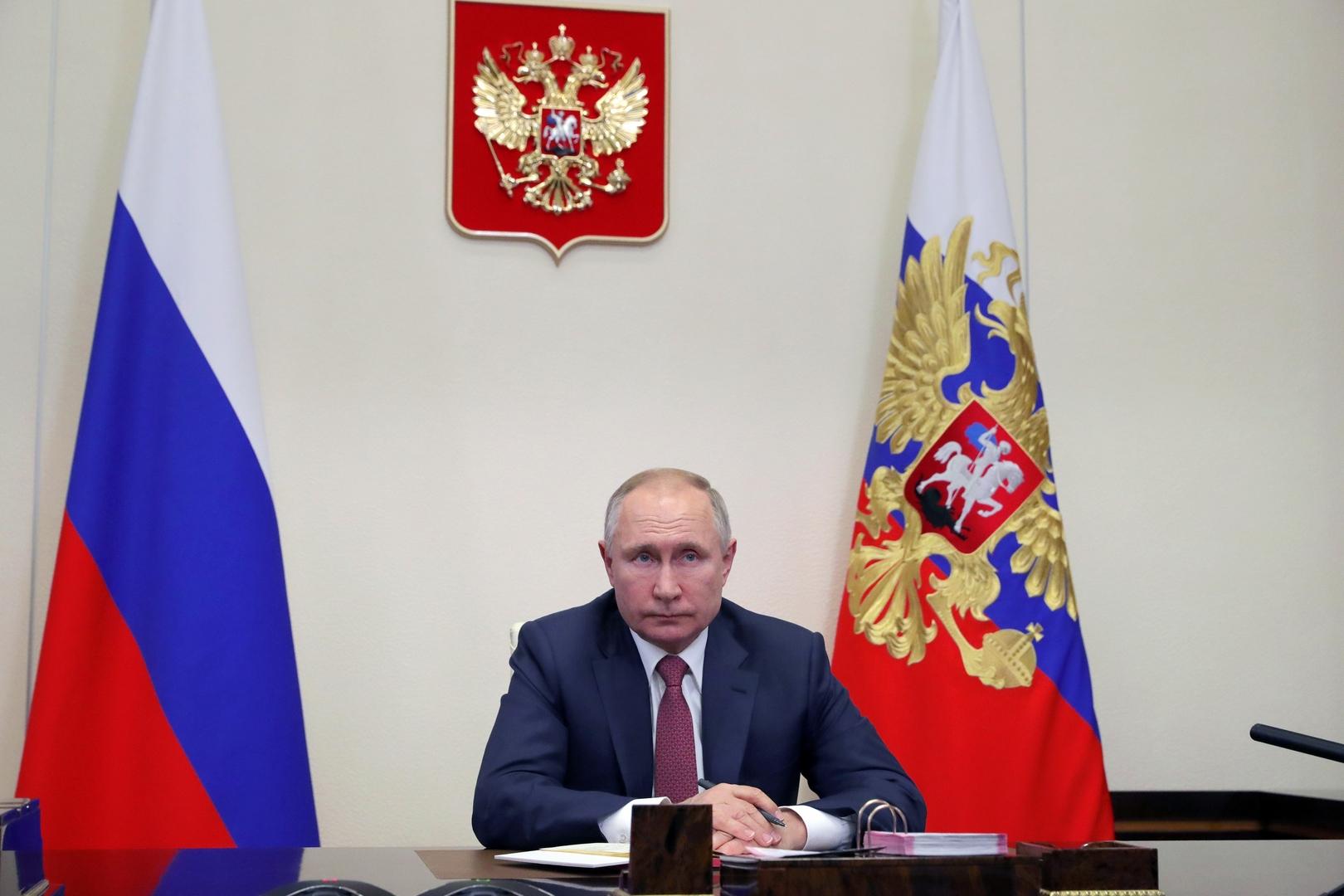 بوتين يعقد اجتماعا يناقش تسوية النزاع في قره باغ
