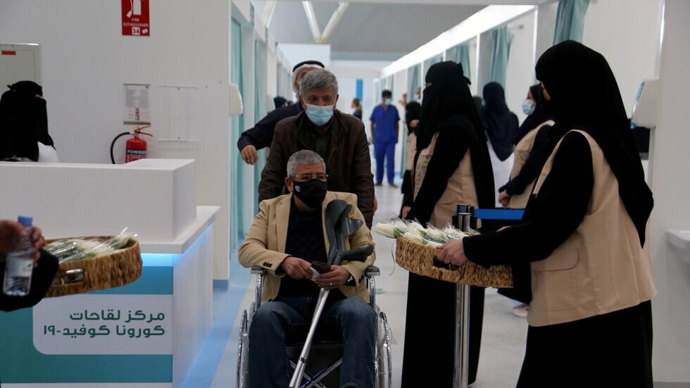 الصحة السعودية تدعو جميع سكان المملكة إلى التلقيح ضد كورونا