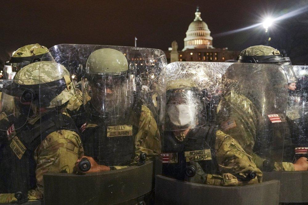 عمدة واشنطن تطالب باتخاذ إجراءات أمنية استثنائية خلال تنصيب بايدن
