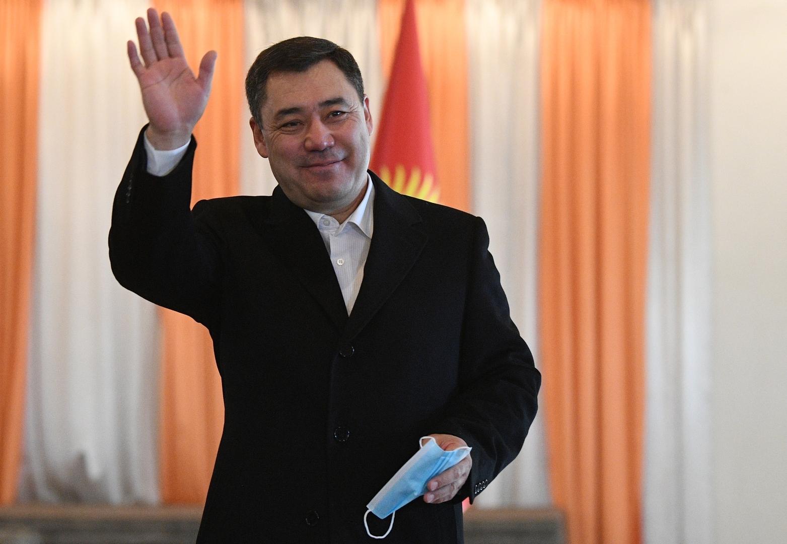 قرغيزستان.. السياسي القومي جباروف يحقق فوزا ساحقا في انتخابات الرئاسة