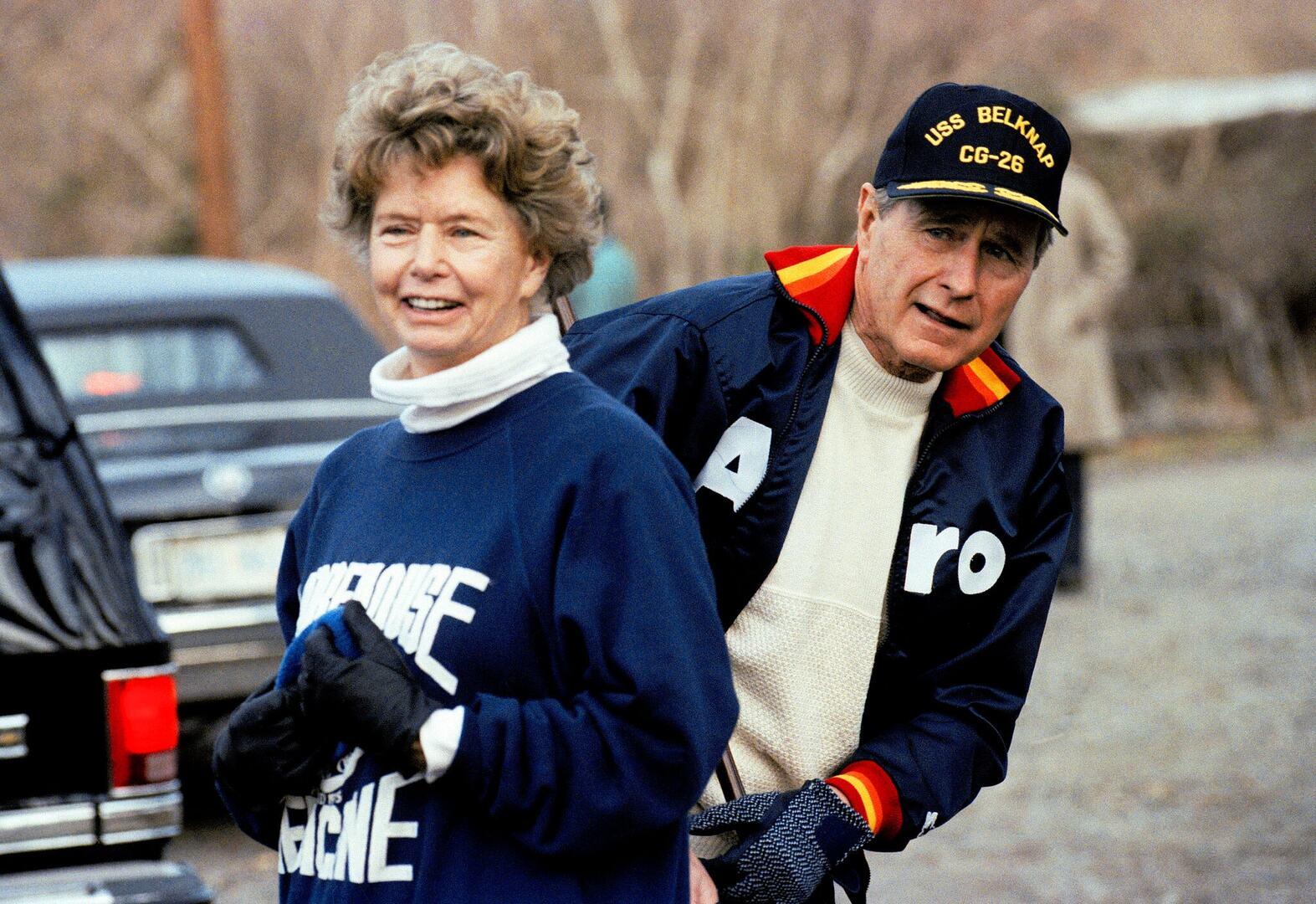 وفاة شقيقة جورج بوش الأب إثر مضاعفات كورونا
