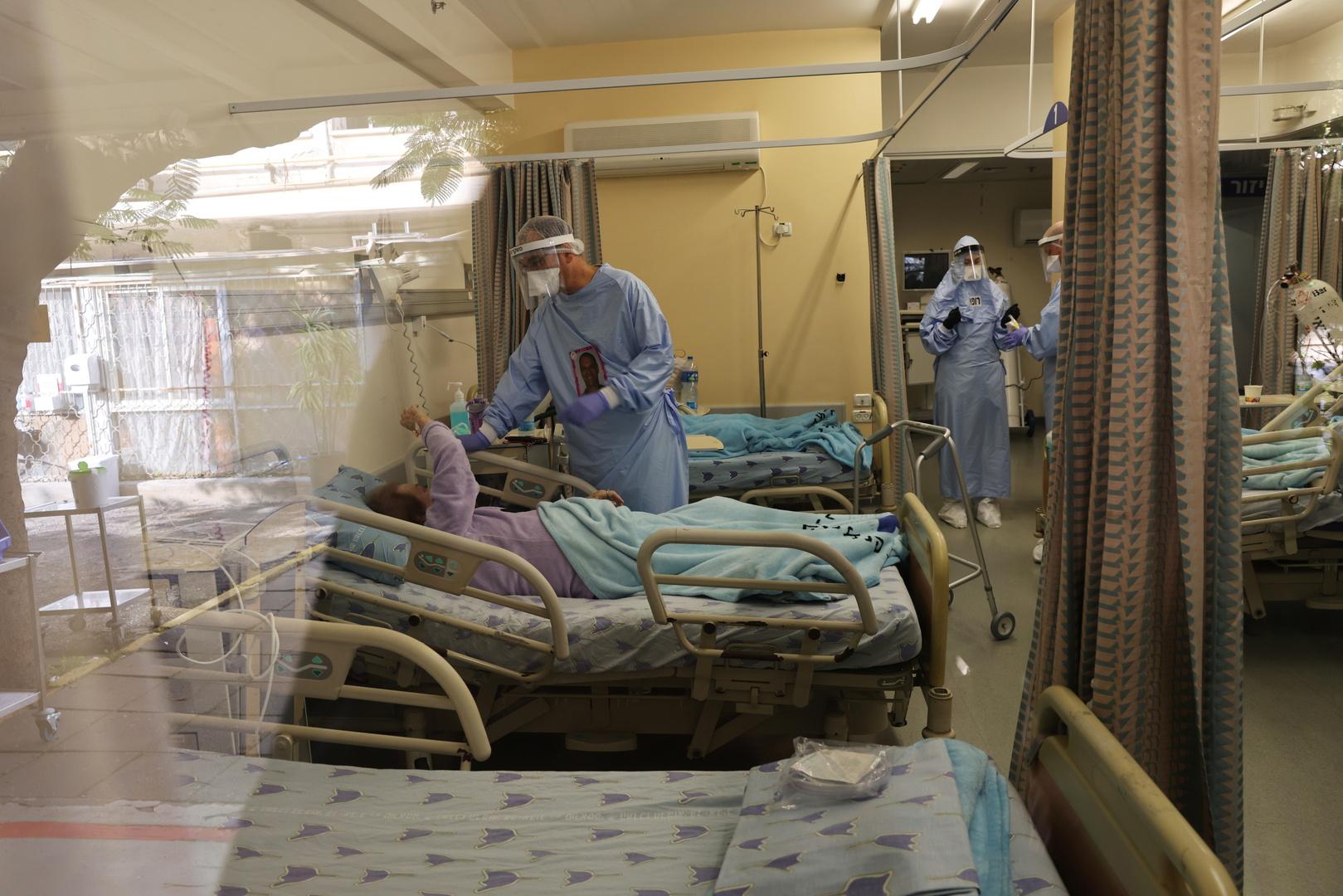 إسرائيل: المصابون بكورونا المتحور في بريطانيا يشكلون حوالي 20 بالمئة من إجمالي الإصابات