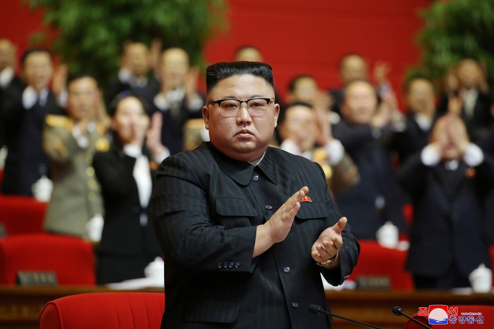 حزب العمال الكوري الشمالي ينتخب كيم أمينا عاما له