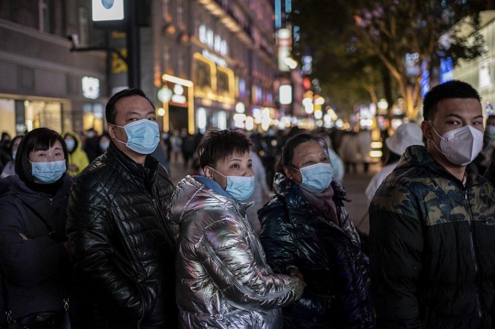 الصين تسجل ارتفاعا ملحوظا في إصابات كورونا