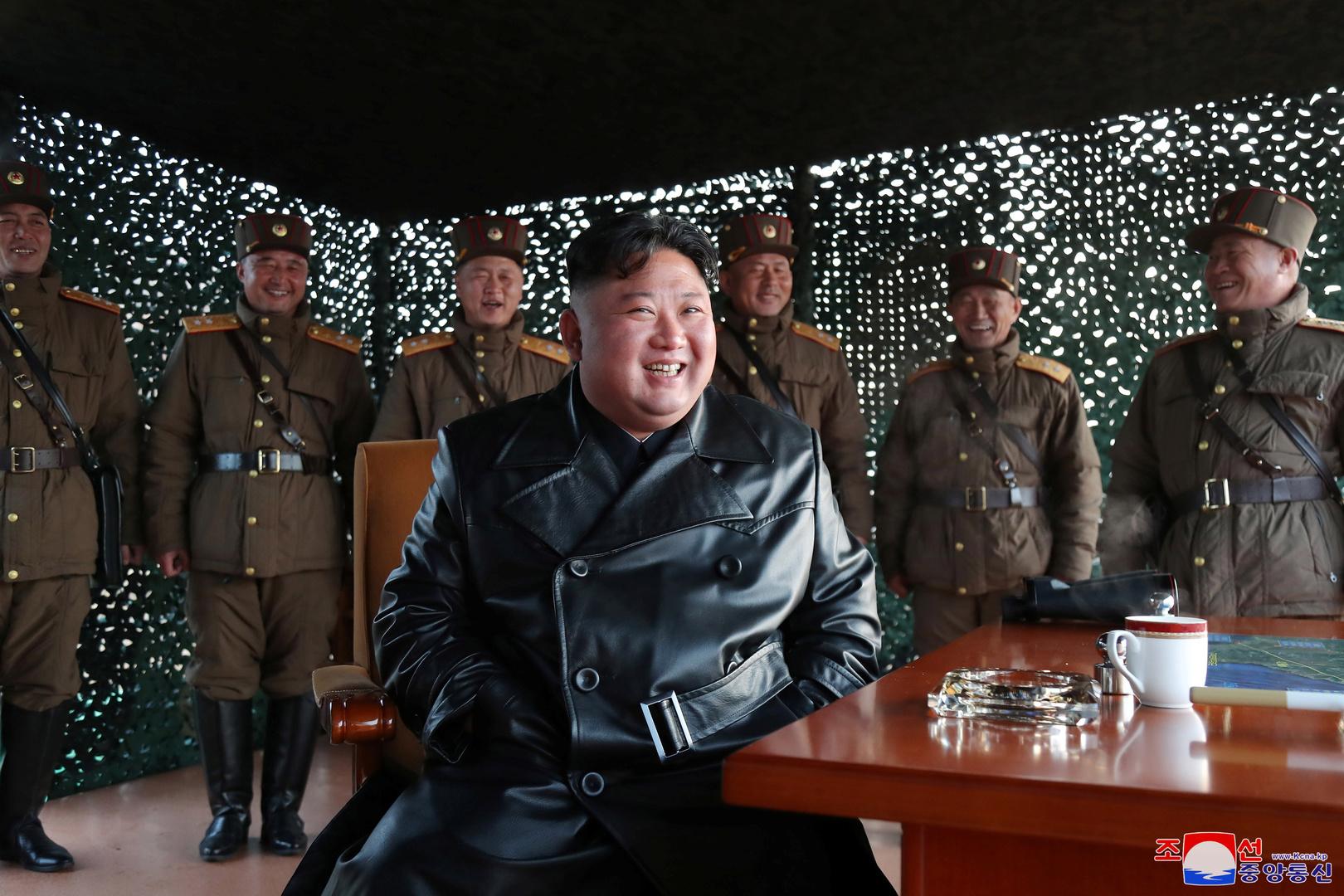 كيم جونغ أون يعلن إكمال عملية تشكيل قوات نووية لكوريا الشمالية