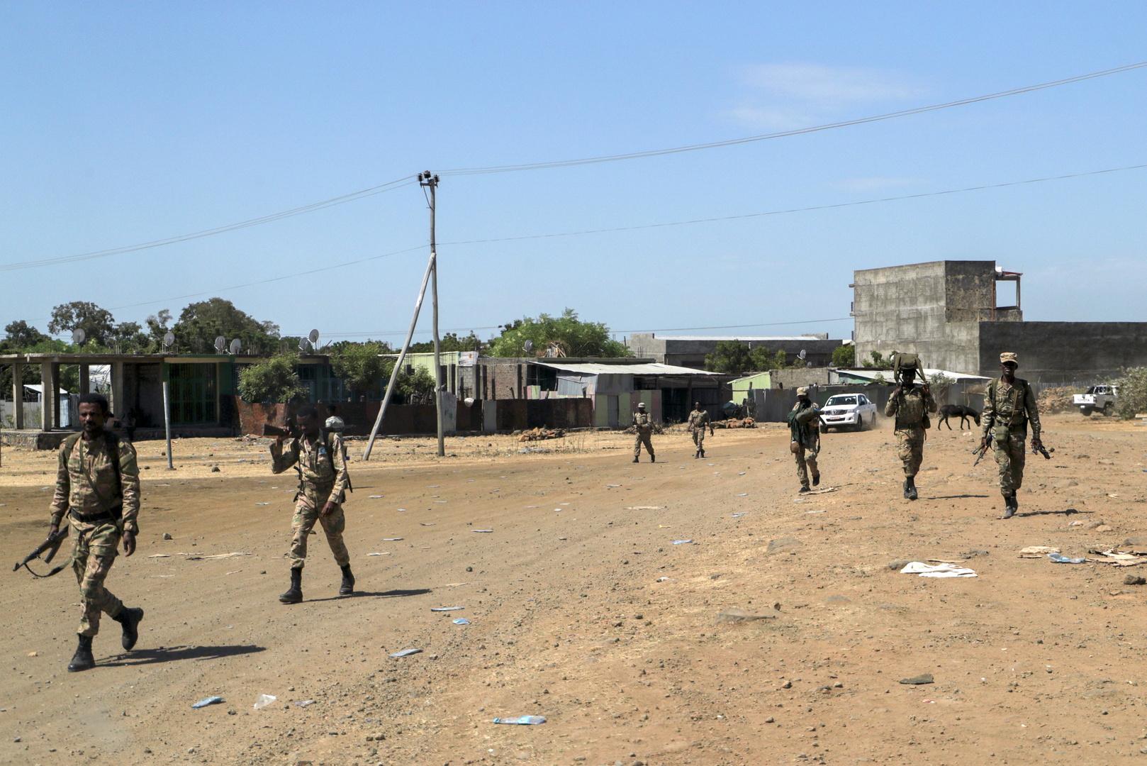 الجيش الإثيوبي ينقل سبحات نيغا وقادة من