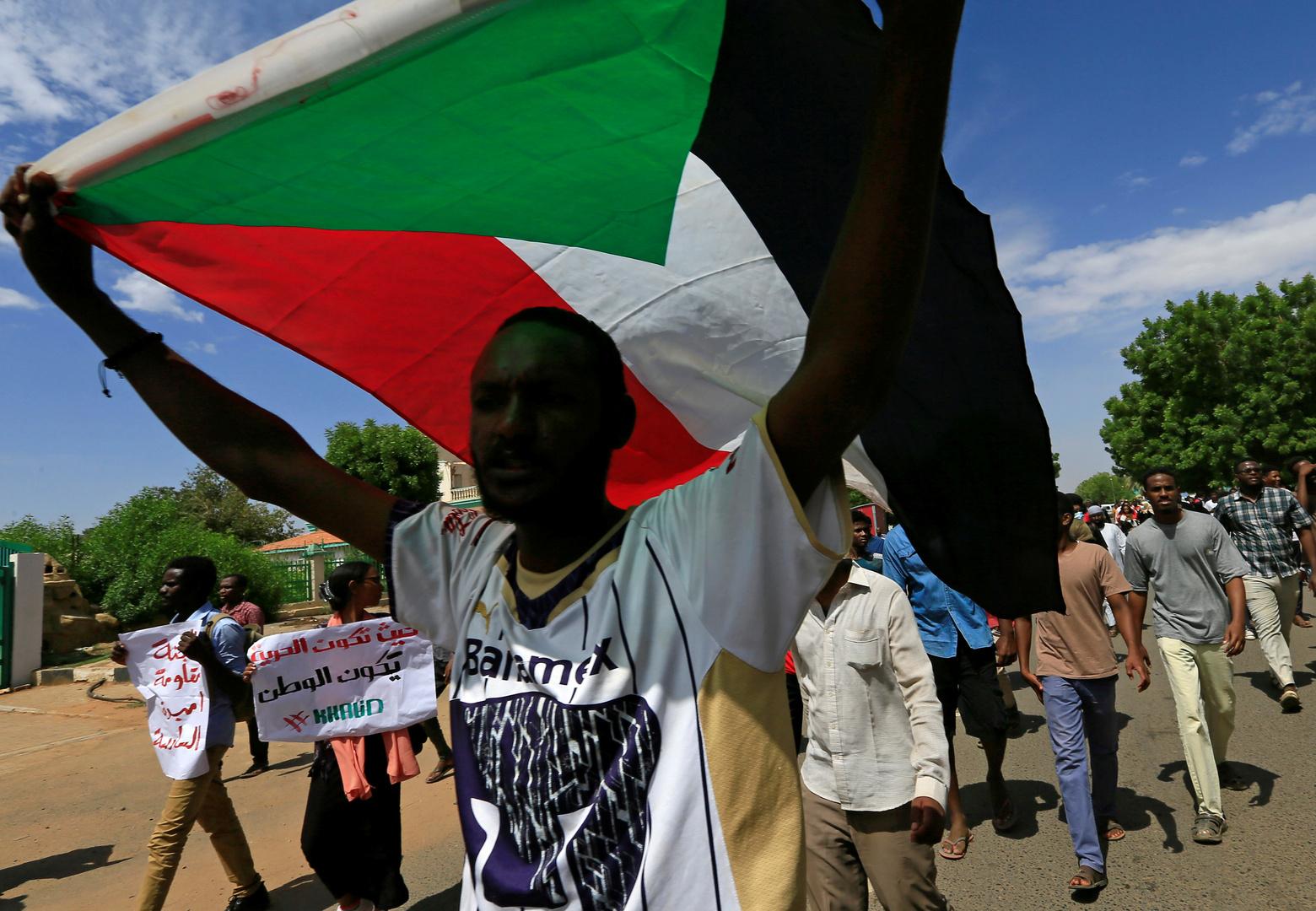 على خلفية مقتل نوري.. تجمع المهنيين السودانيين يعلن