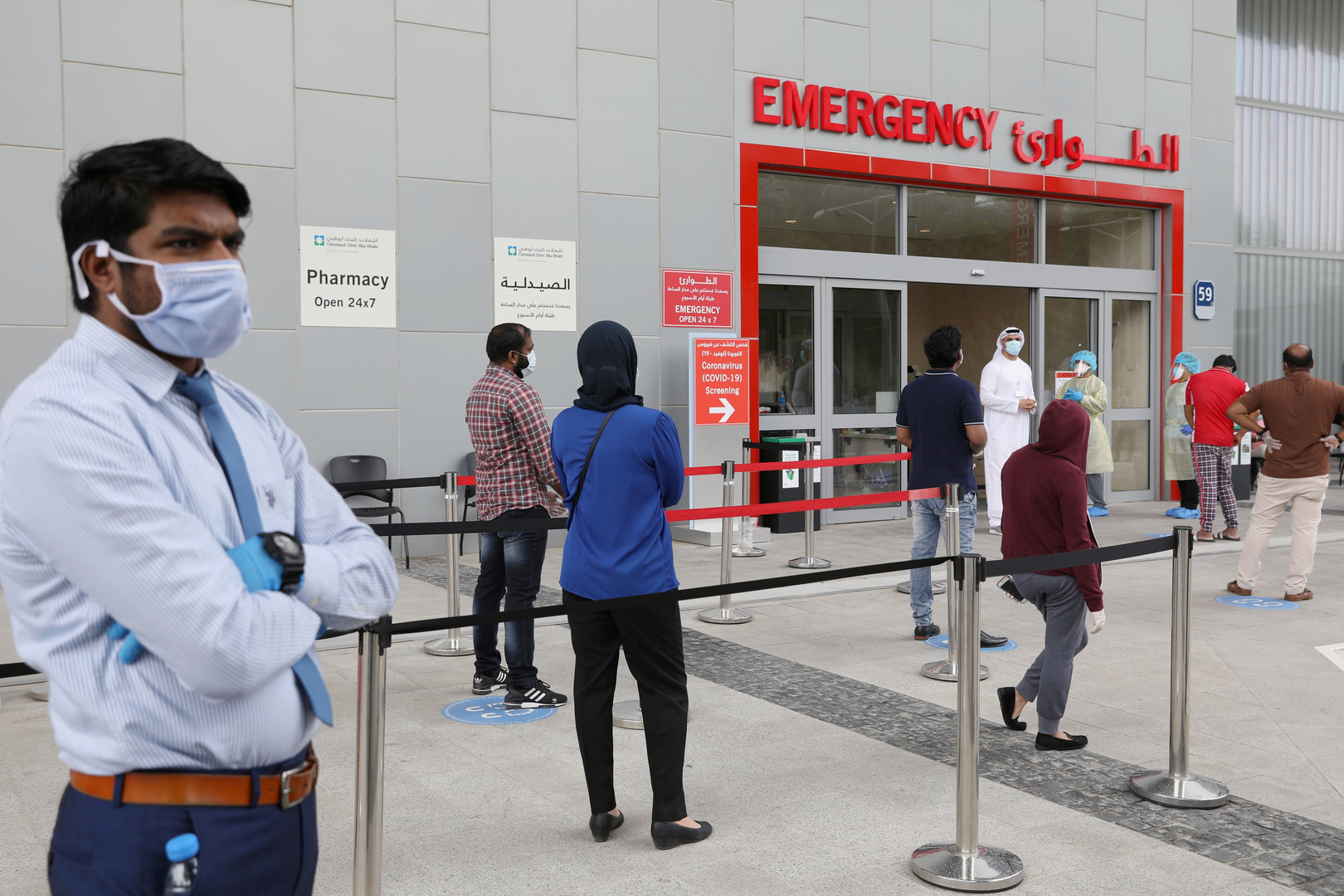 الإمارات.. إنقاذ حياة طفل صغير ابتلع 13 قطعة مغناطيس