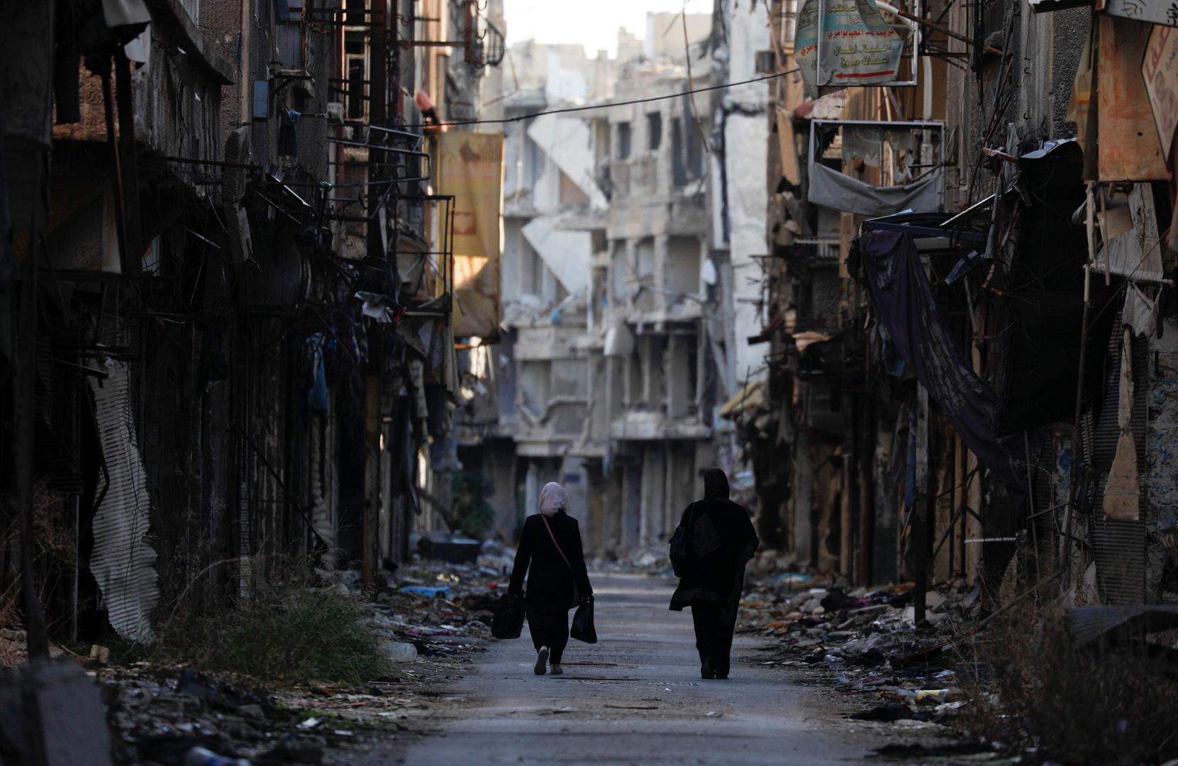 سوريا يمكن أن تصبح ساحة حرب عالية الدقة