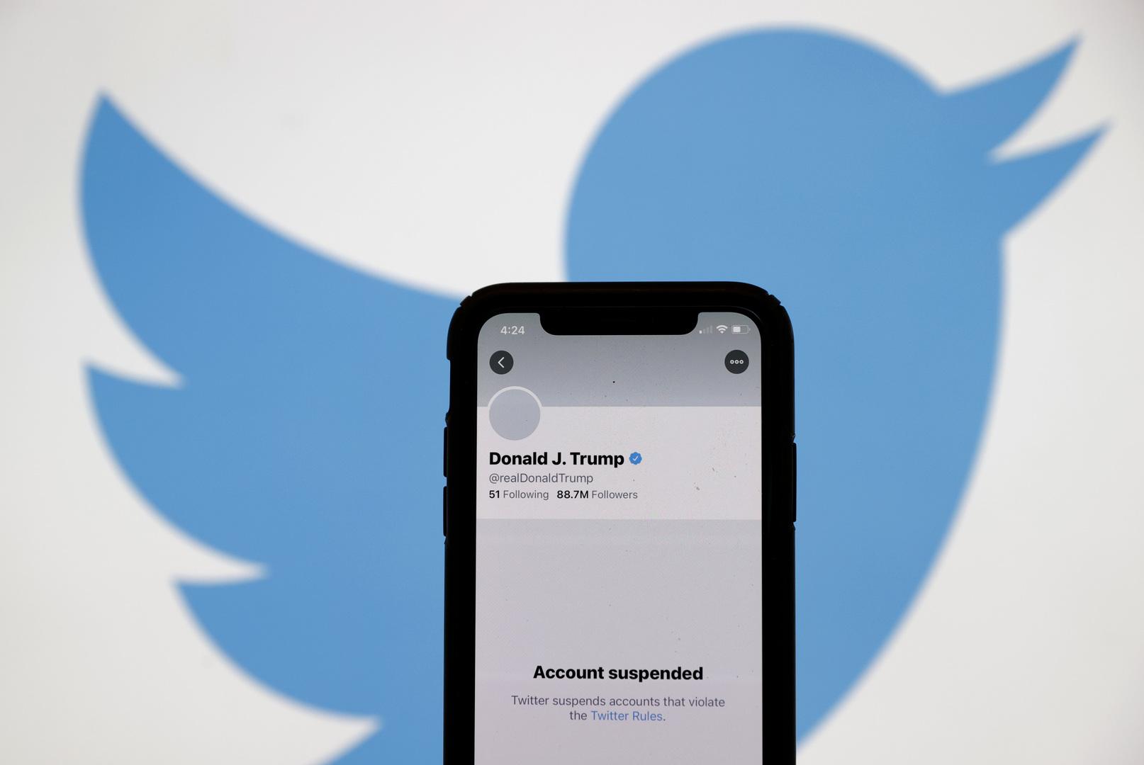 وزير فرنسي يتضامن مع ترامب ضد تويتر