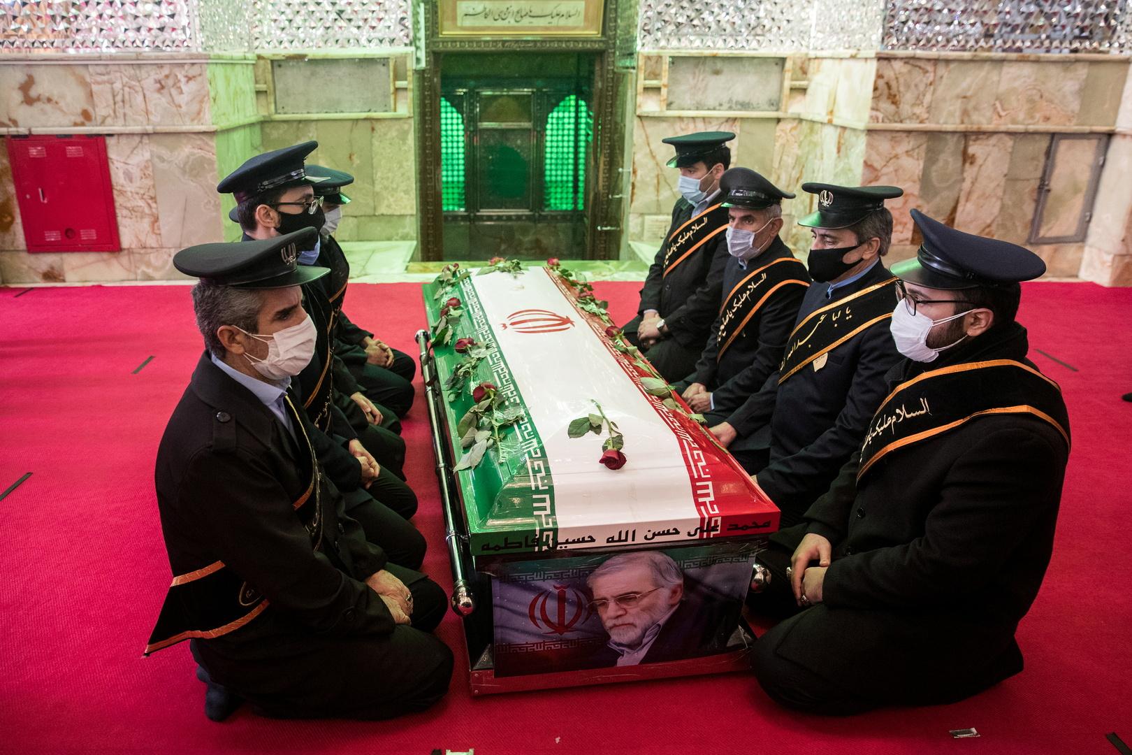 شرطة إيران تطلب من الإنتربول إصدار مذكرة اعتقال بحق 4 متهمين تورطوا باغتيال فخري زادة
