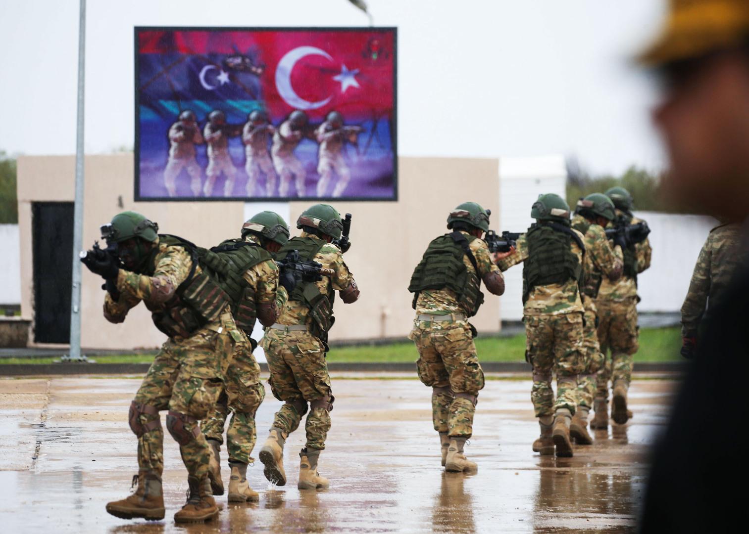 وزارة الدفاع بحكومة الوفاق الوطني الليبية: لم نبلغ بـ