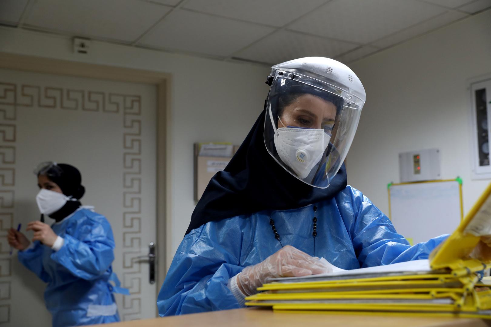 الصحة الإيرانية: إجمالي وفيات كورونا تجاوز 56 ألفا مع تسجيل 6208 إصابات جديدة
