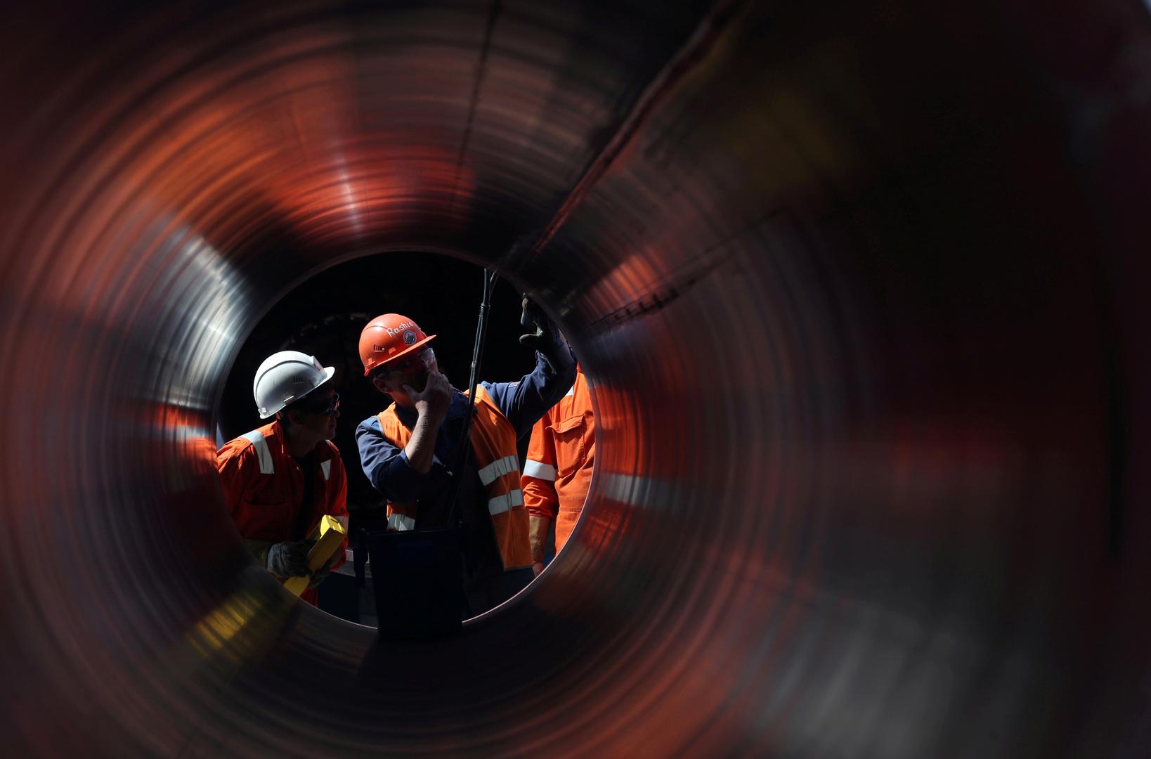 ما هي توقعات إنتاج الغاز في العالم حتى 2040؟