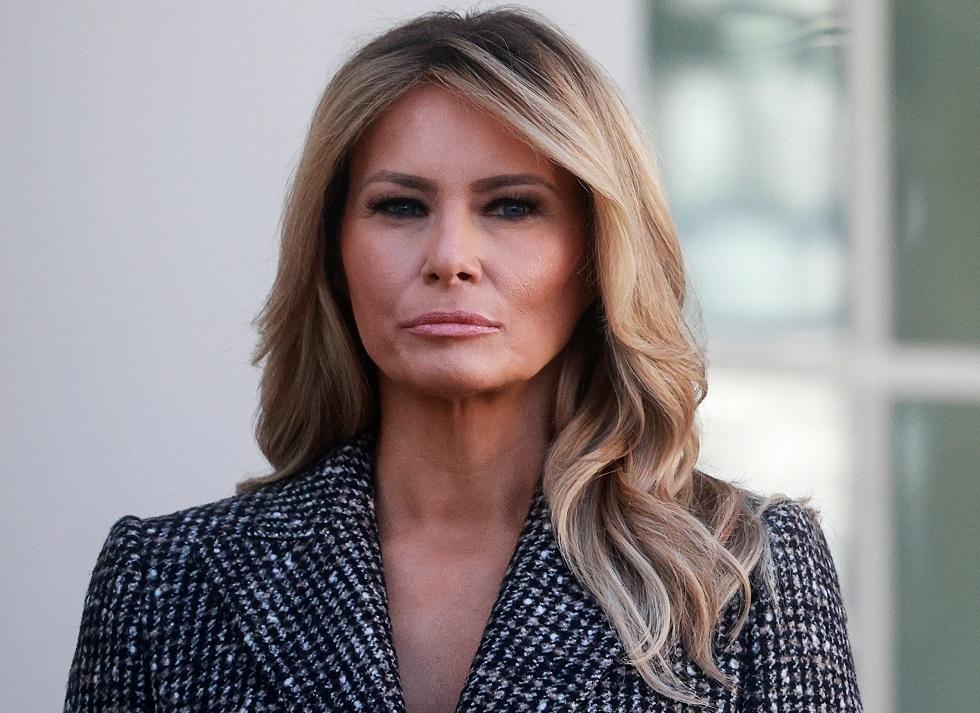 ميلانيا ترامب تعلق على اقتحام الكابيتول وتقر بهزيمة زوجها في الانتخابات
