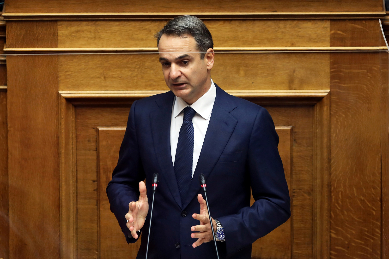 اليونان تعلن استعدادها لـ