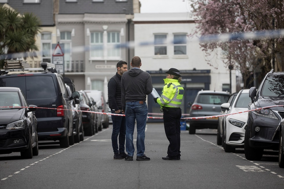 المؤبد للاجئ عربي قتل 3 أشخاص طعنا في بريطانيا