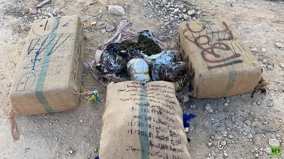 الجيش الإسرائيلي يعلن إحباط عملية تهريب مخدرات قادمة من مصر