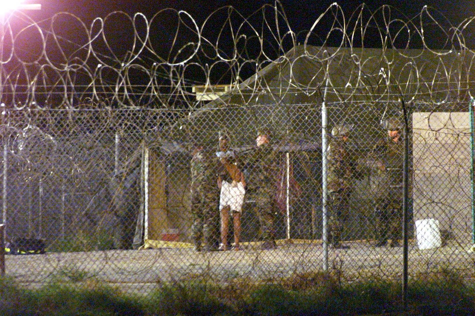 الأمم المتحدة: معتقل غوانتانامو عار على الولايات المتحدة