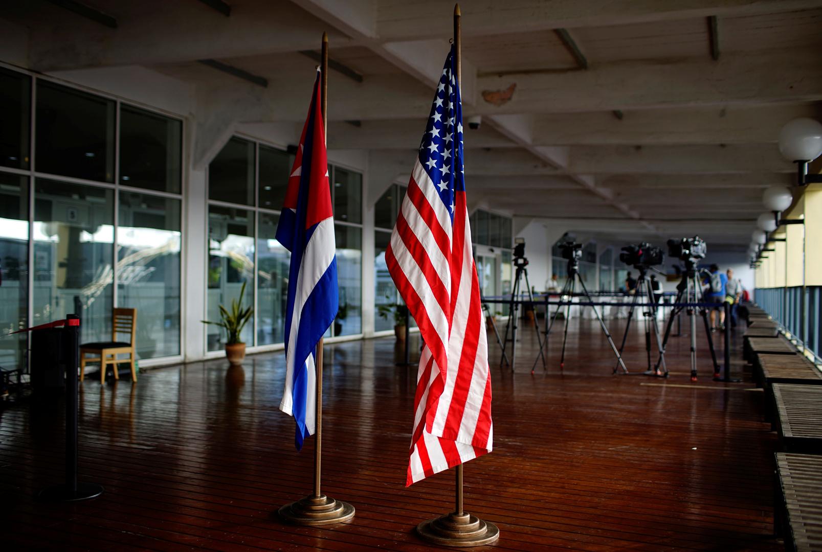 كوبا ترد على إعادتها على قائمة الإرهاب الأمريكية