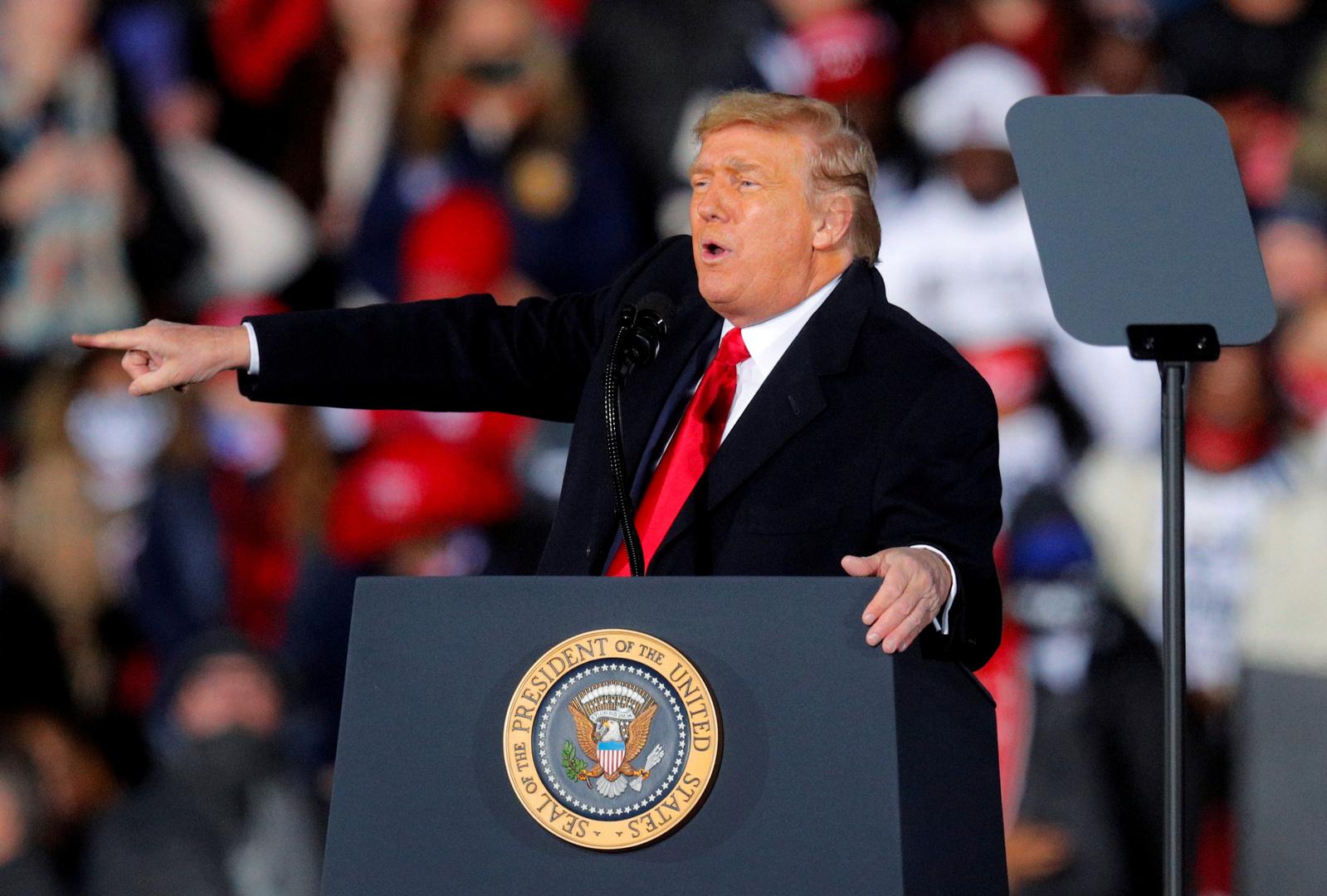 البيت الأبيض: ترامب يوافق على إعلان حالة الطوارئ في واشنطن