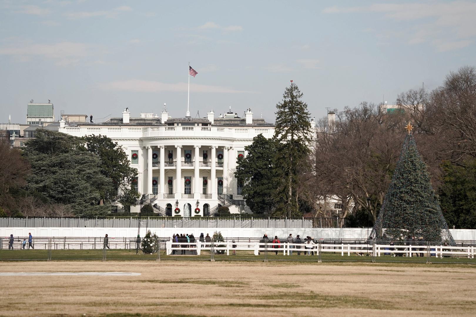 واشنطن تدعو السفير الروسي لحضور حفل تنصيب بايدن
