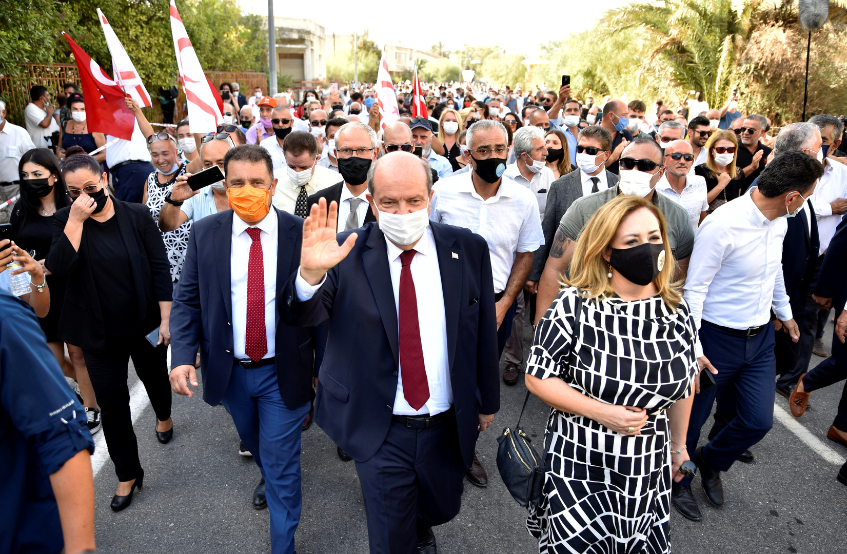 أرسين تتار: نبحث عن اتفاق يقوم على أساس دولتين في قبرص