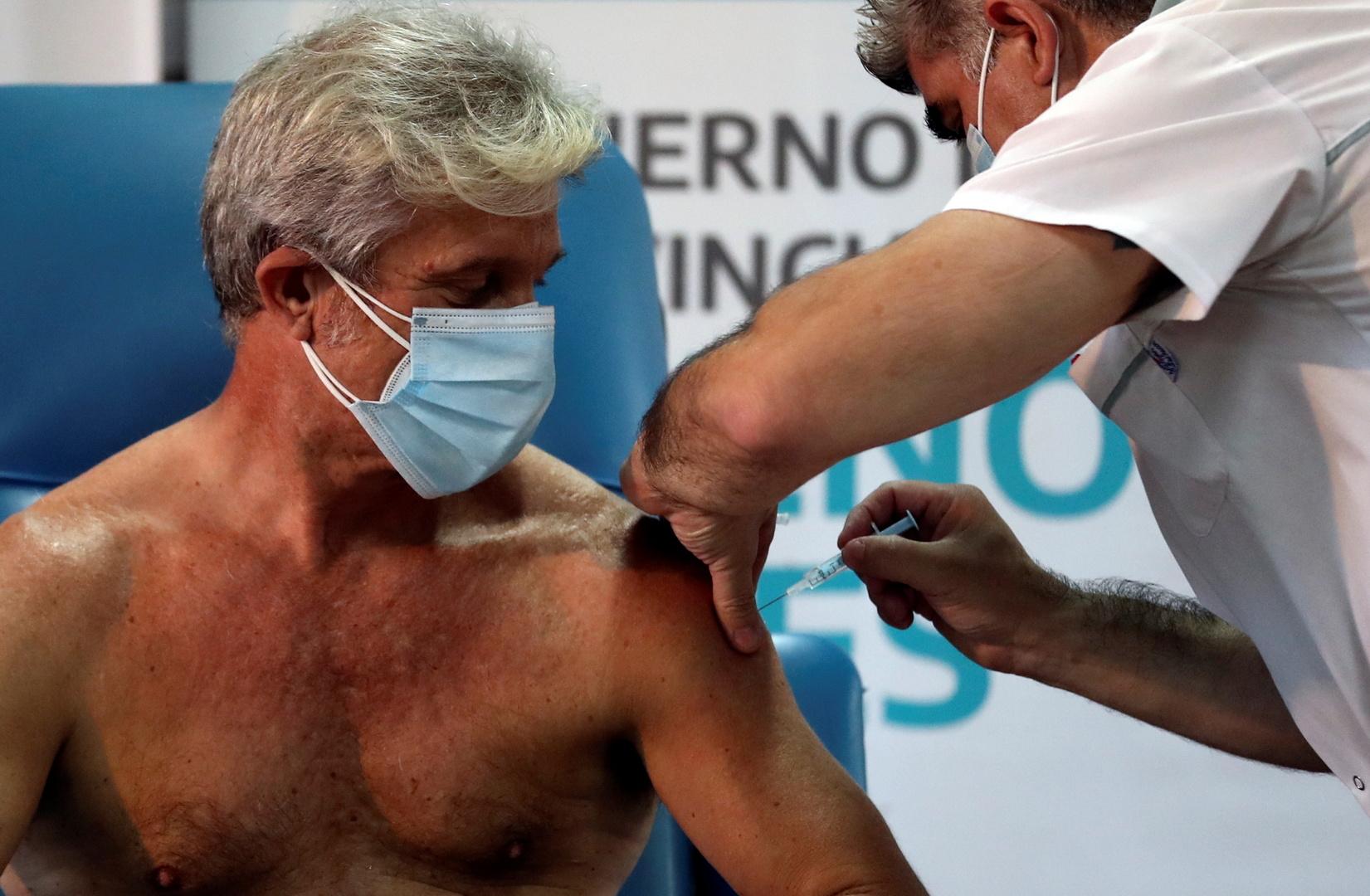 روسيا.. تزويد الأرجنتين بـ15 مليون جرعة من لقاح