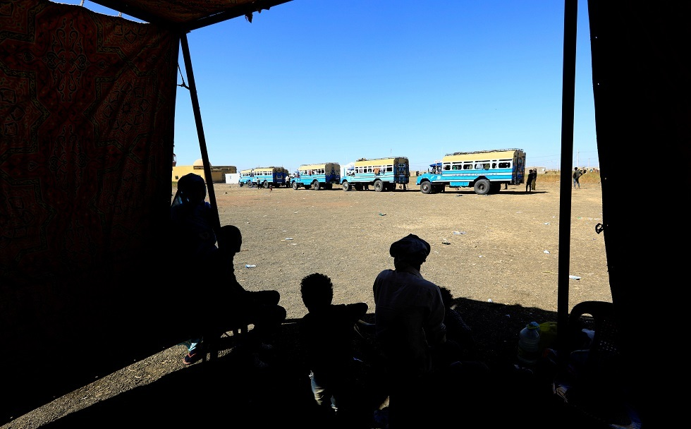 الحدود السودانية الإثيوبية