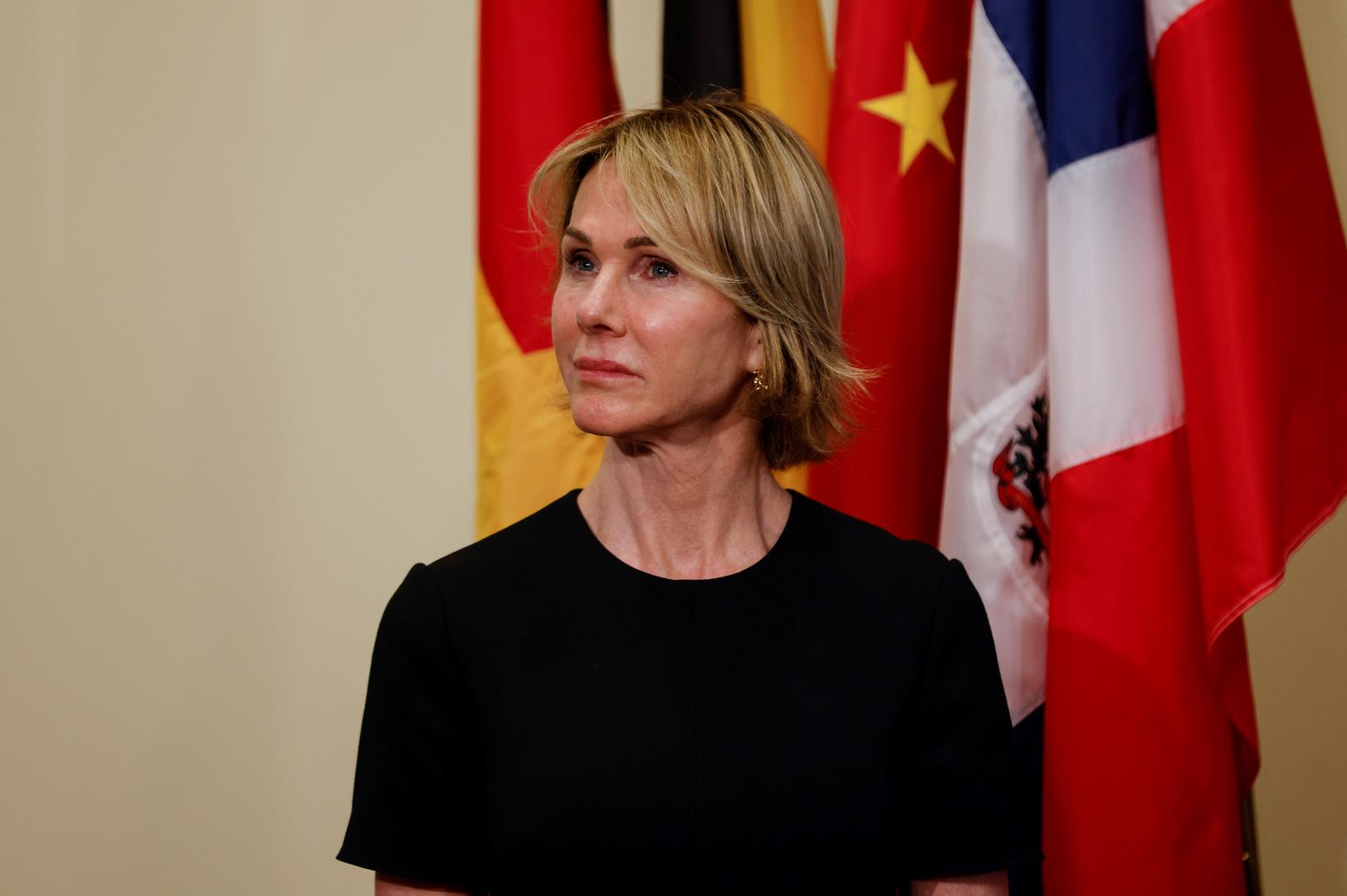 إلغاء زيارة دبلوماسية أمريكية رفيعة إلى تايوان