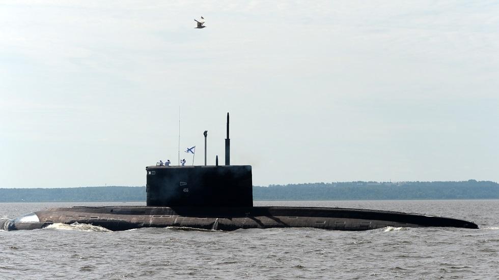 سلاح البحرية الروسي يحصل على غواصة نووية مطورة