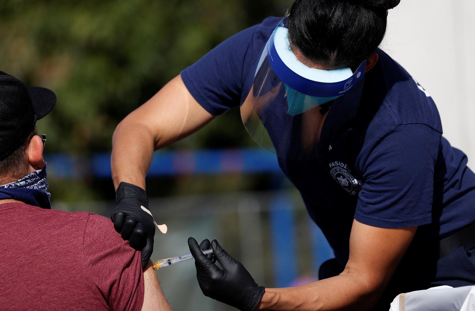 انطلاق حملة تطعيم الجرعة الثانية من لقاح كورونا في قطر