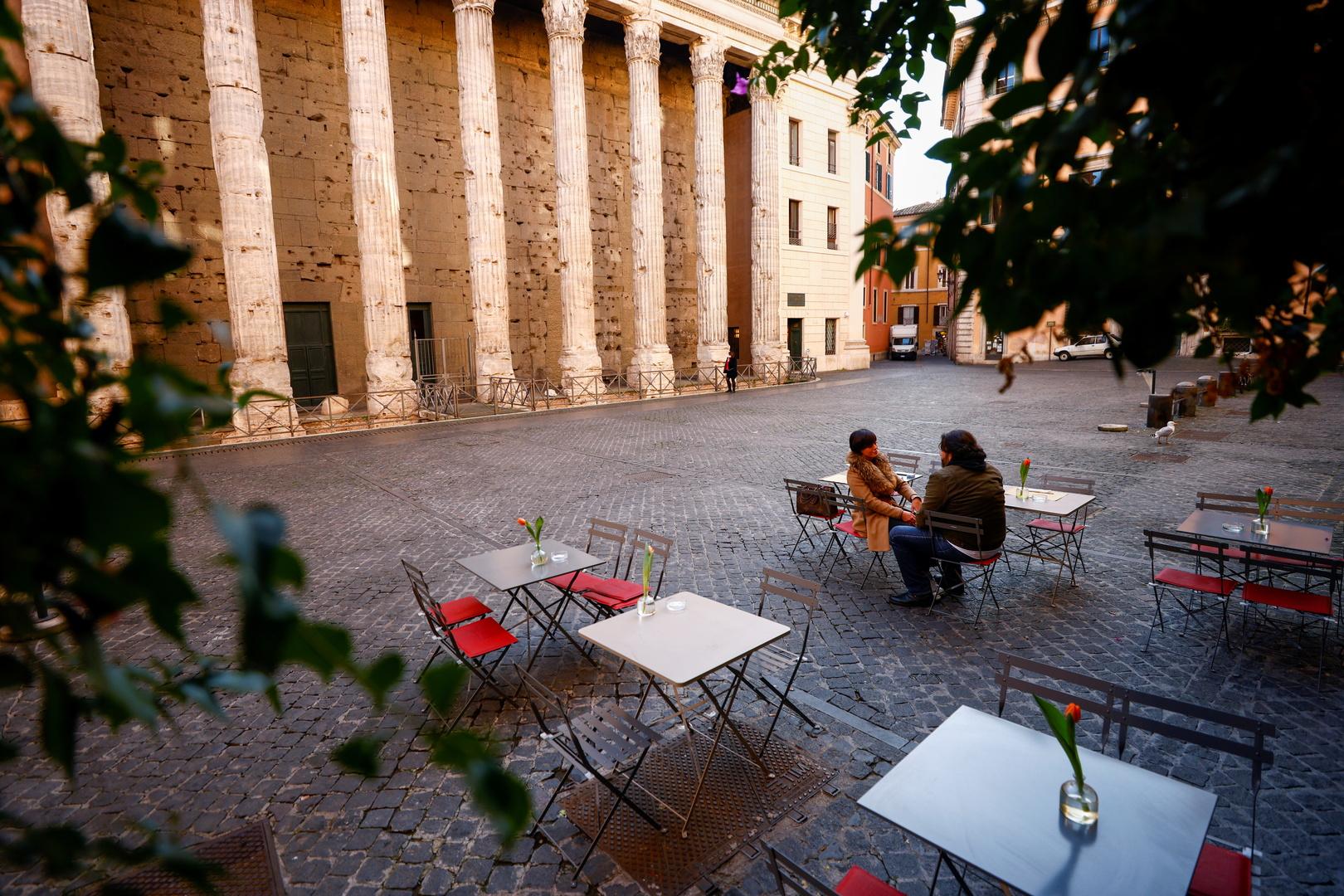 إيطاليا..حالة الطوارئ الصحية ستمدد لنهاية أبريل