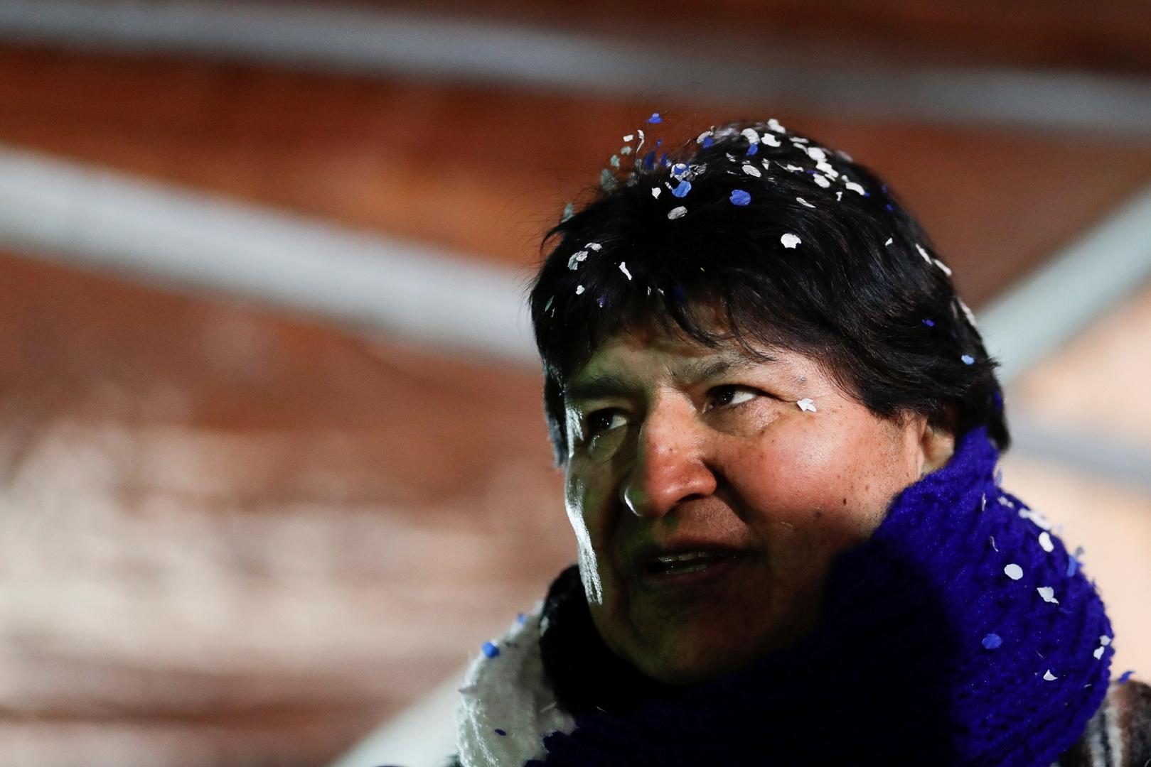إصابة الرئيس البوليفي السابق إيفو مورالس بـ