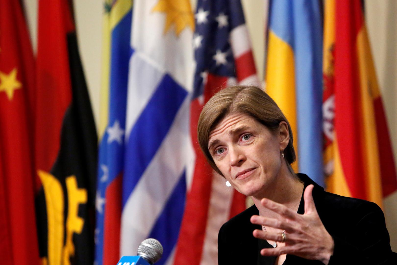 بايدن يختار سامانثا باور رئيسة لوكالة USAID