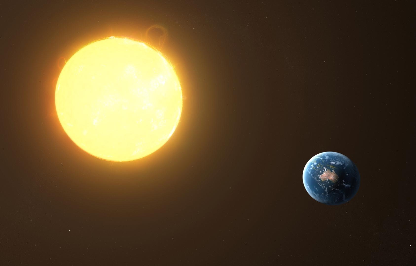ماذا سيحدث لو حاول البشر الهبوط على الشمس؟