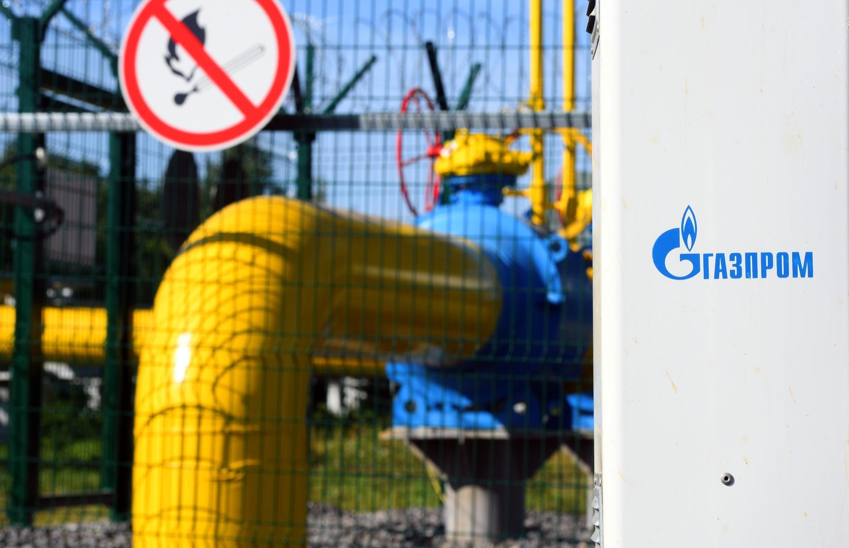 ترانزيت الغاز الروسي عبر أوكرانيا يهبط إلى أدنى مستوى في 30 عاما
