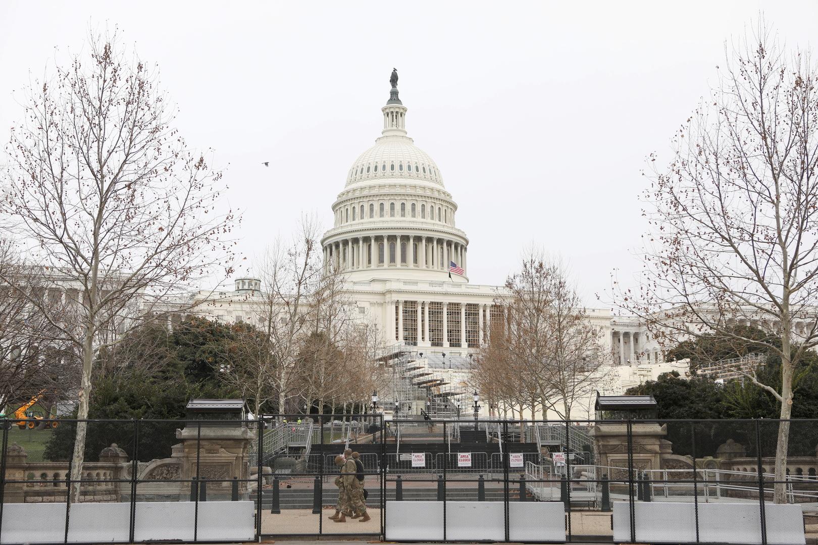 مجلس الشيوخ الأمريكي يعلن أنه لن يعقد جلسة طارئة هذا الأسبوع وسط مساءلة ترامب